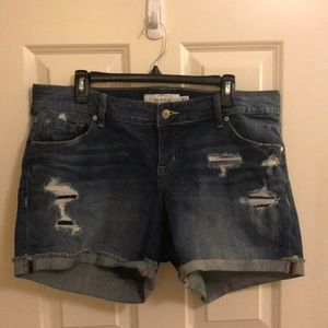 Torrid size 14 Jean shorts